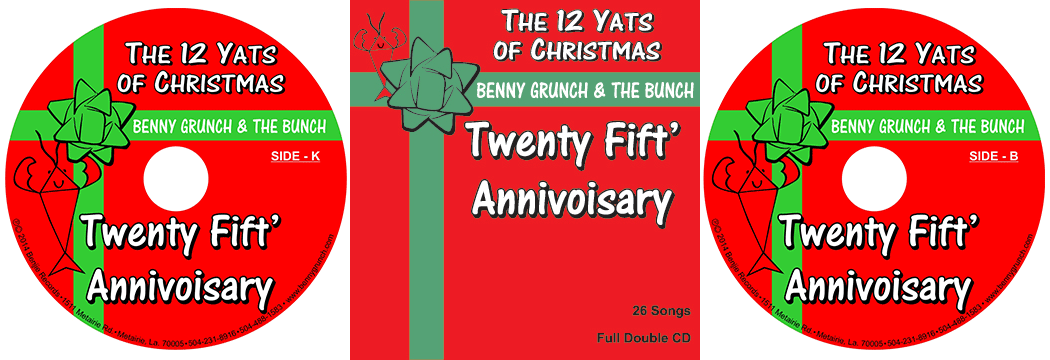 Dix Pack'a Sixie: 12 Yats of Christmas Turns 25