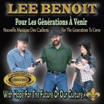 Lee Benoit, Pour Les Générations À Venir , Album Cover