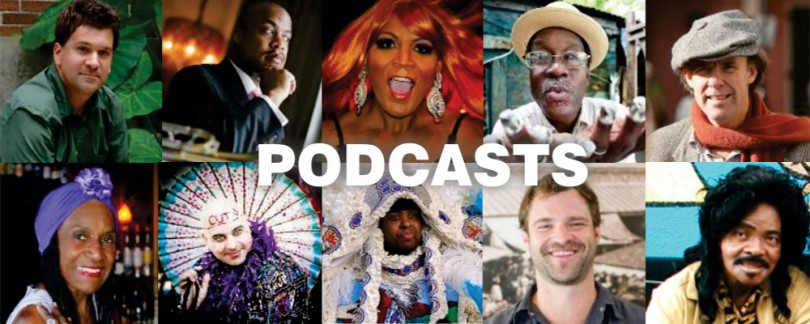OffBeat Magazine Podcasts