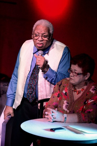 Ellis Marsalis, Best of the Beat, OffBeat Magazine, Photo by Kim Welsh