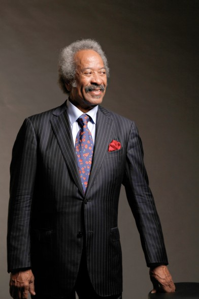 Allen Toussaint, Photo by Glade BilbyII, OffBeat Magazine, April 2015