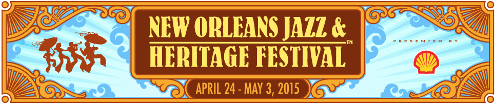 New Orleans Jazz and Heritage Festival 2015