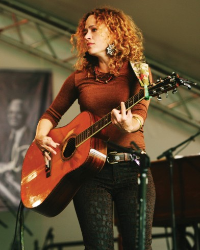 Lynn Drury, Jazz Fest 2015, OffBeat Magazine, May 2015
