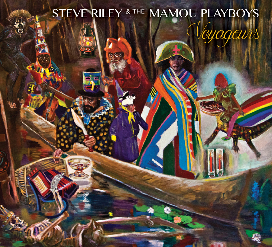Steve riley amp the mamou playboys voyageurs album review