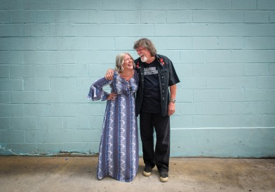 Darcy Malone, Dave Malone, Photo by Elsa Hahne, OffBeat Magazine, July 2015