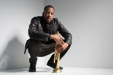 Trombone Shorty, OffBeat Magazine, July 2015