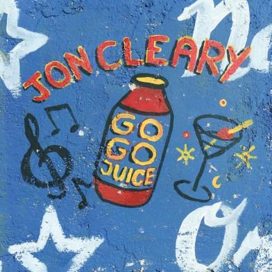 Jon Cleary, Go Go Juice, album cover