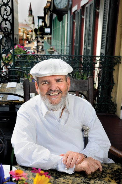 Chef Paul Prudhomme. Photo by Michael Palumbo
