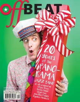 Panorama Jazz Band, OffBeat Magazine