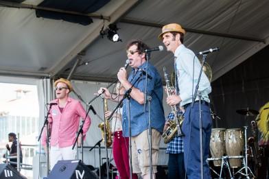 Panorama Jazz Band, Jazz Fest