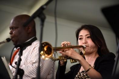 Aya Takazawa, Jazz Fest