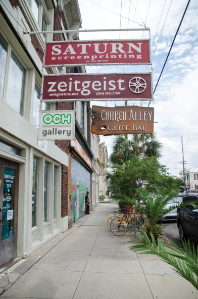 Church Alley Coffee, Renee Bienvenu