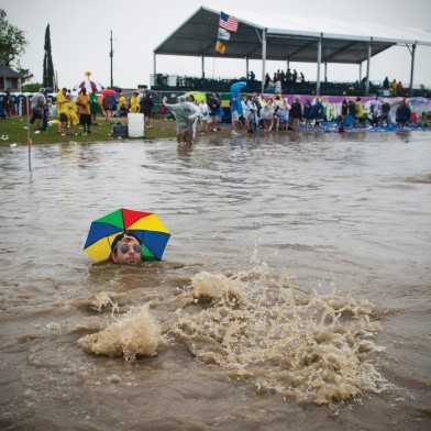 Jazz Fest, Swimming, Erika Goldring