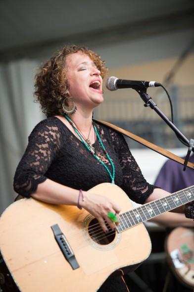 Lynn Drury. Photo by Kate Gegenheimer