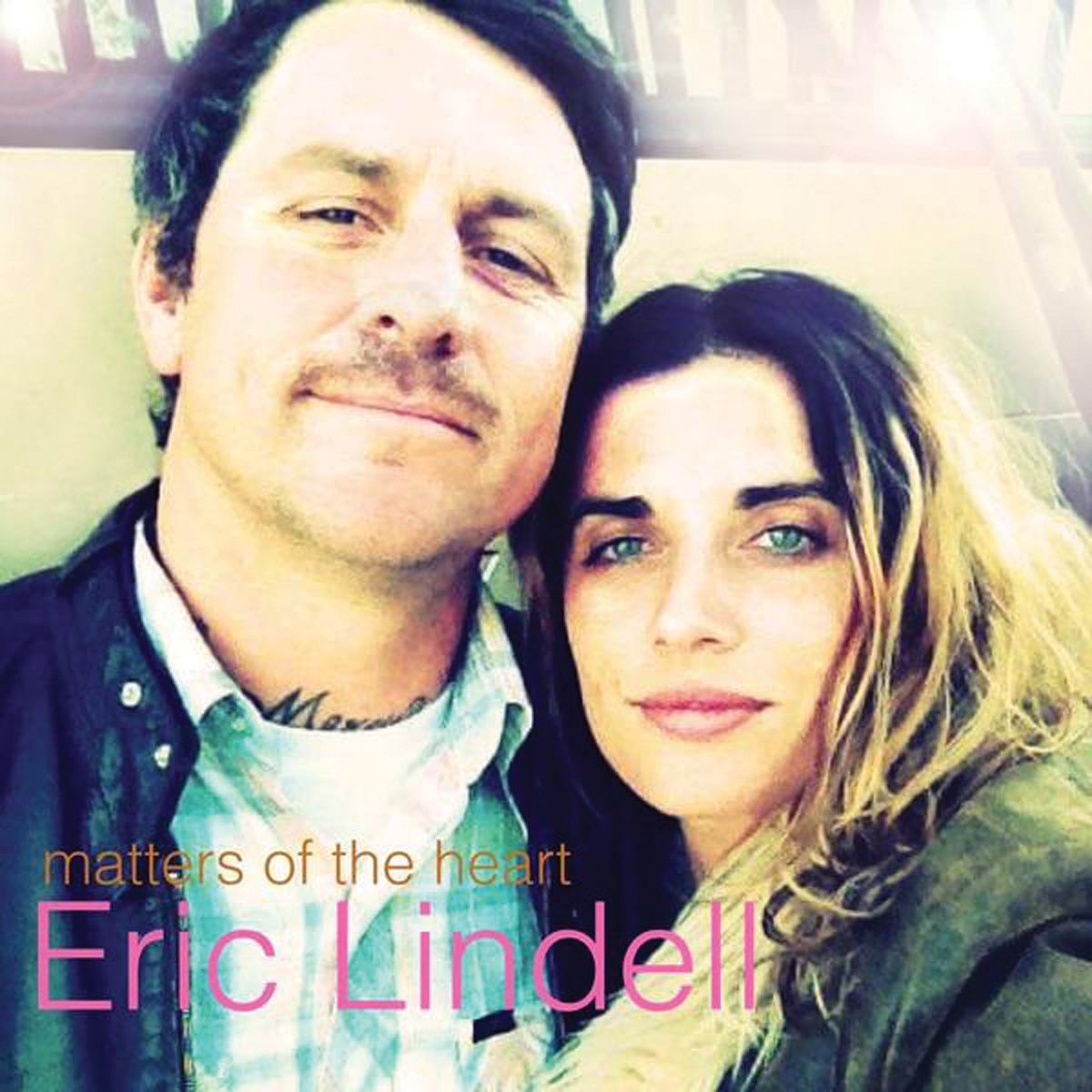 Image result for Eric Lindell - Matters of the Heart