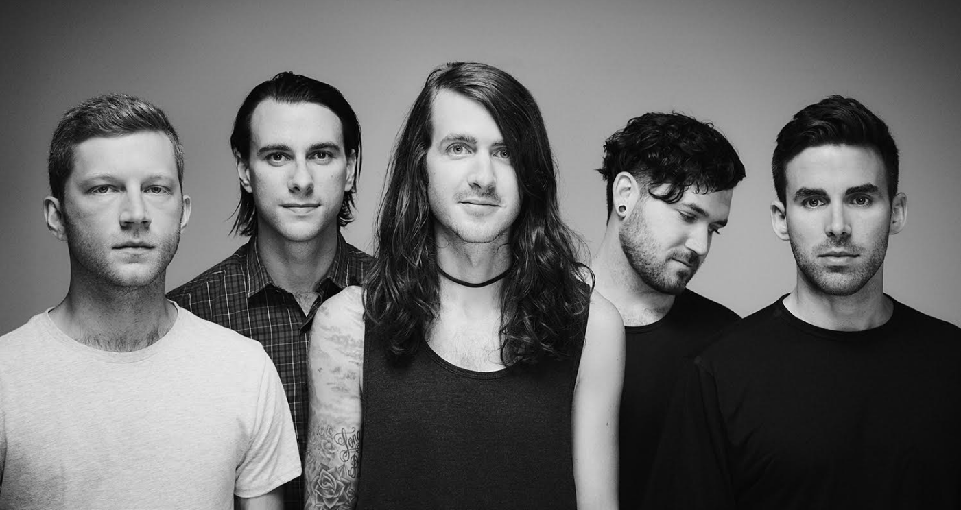 Mayday Parade Rolls Through New Orleans With Vans Warped Tour