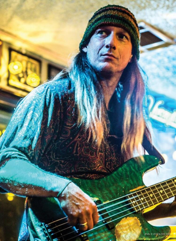 Photo by Erik Voss.