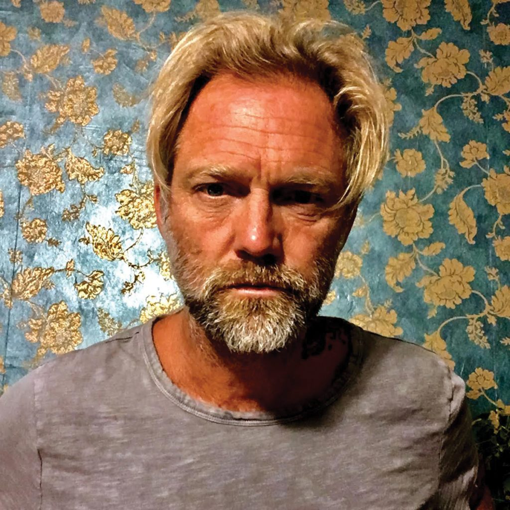 Anders Osborne. Photo by Rose Osborne.