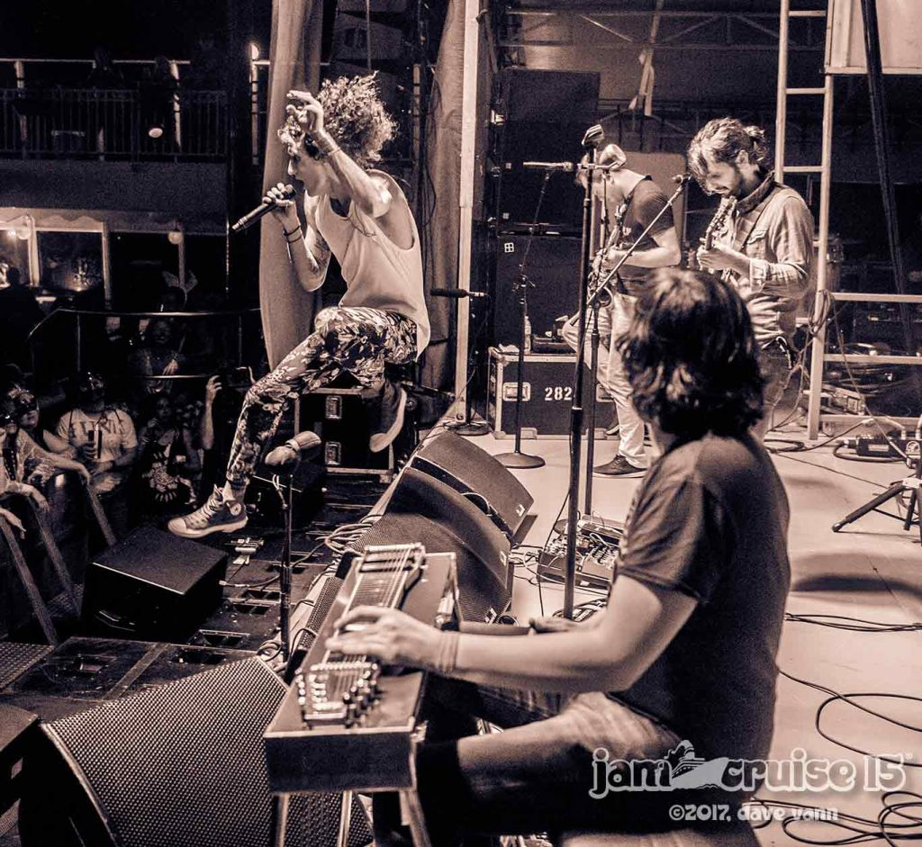 The Revivalists. Photo by Dave Vann.