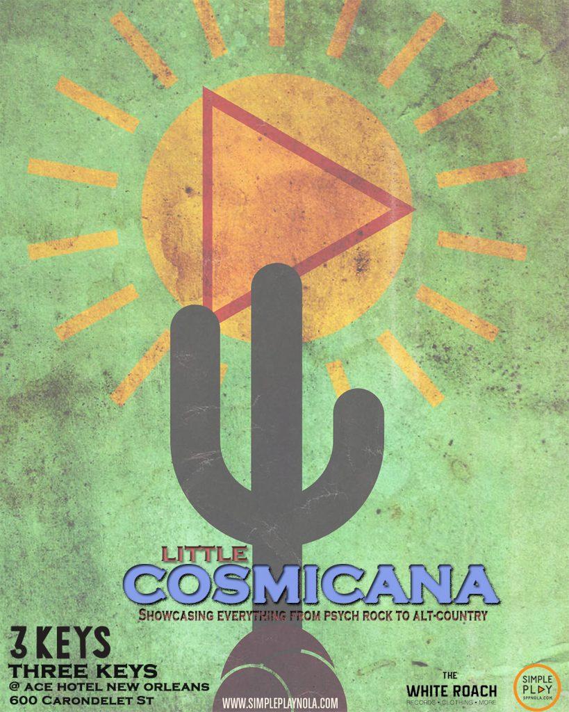 little cosmicana