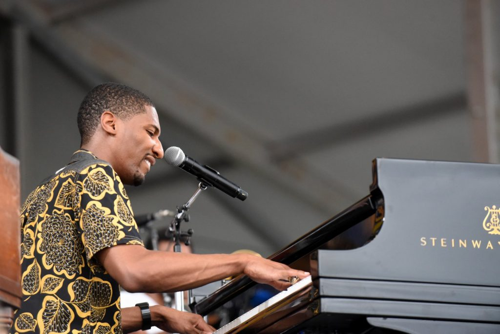 Jon Batiste. Photo by Kim Welsh.