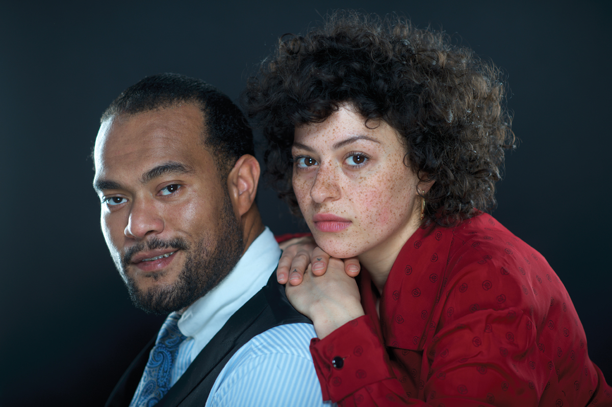 Partners In Jazz Alia Shawkat S Unlikely Collaboration With New Orleans Swamp Donkeys