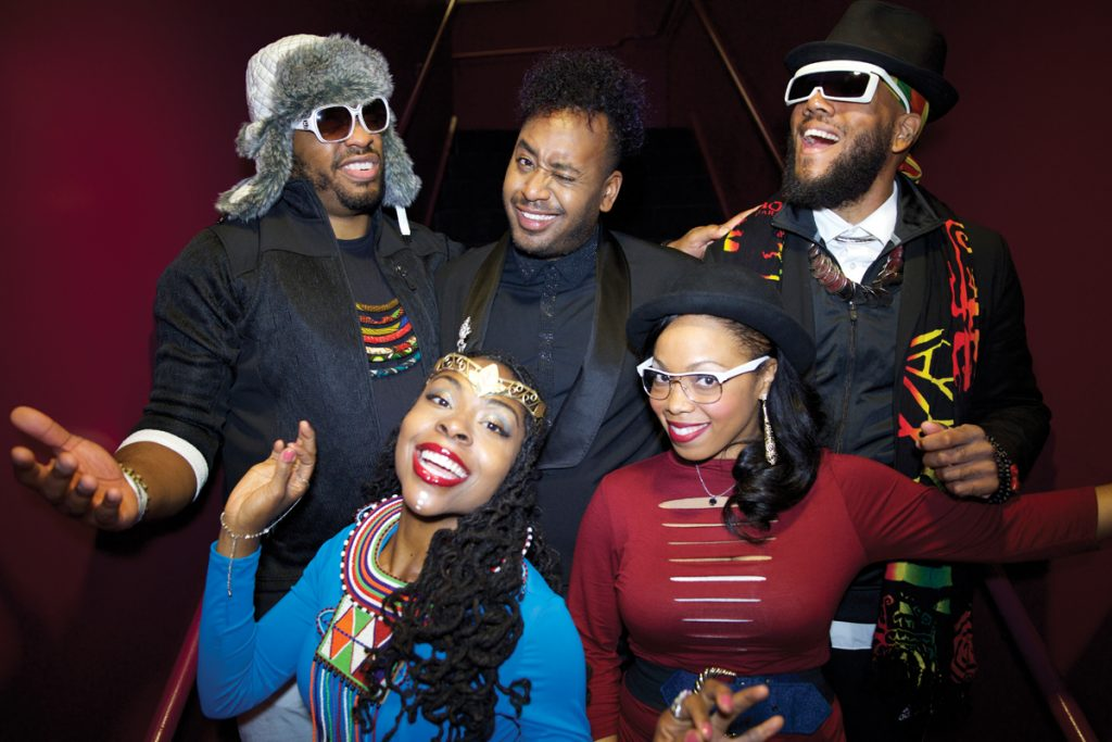 Lou Hill: composer, drums, and backing vocals; Berkley: vocals; Cinese: flute and backing vocals; Shaleyah: vocals and percussion; J Sharp: keyboards and vocals.