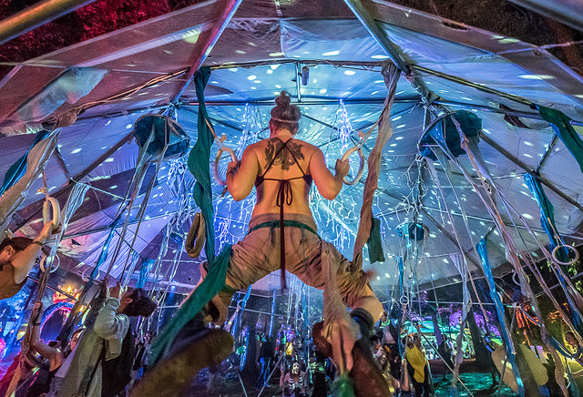 things can great pretty weird at suwannee hulaween photo by brandt vicknair