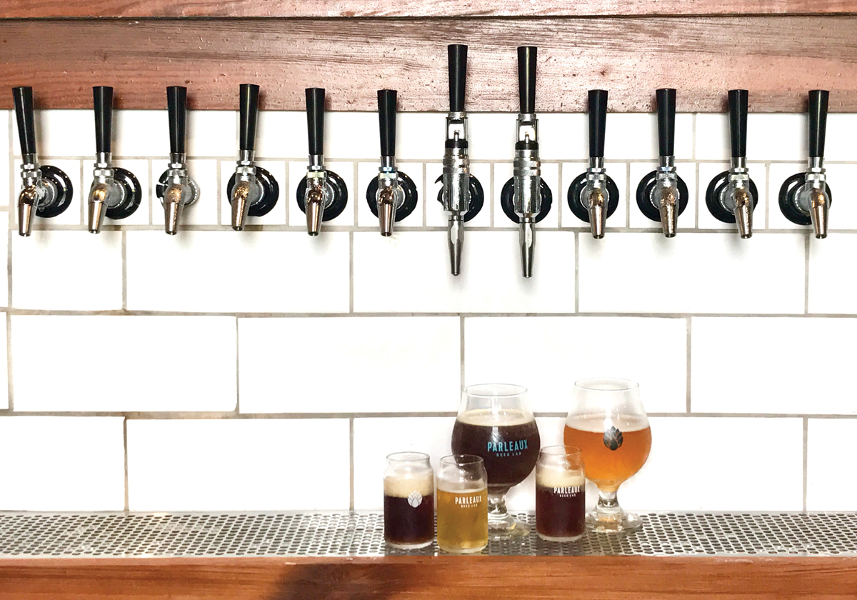 Let It Flow! New breweries are reshaping the beer landscape of New Orleans