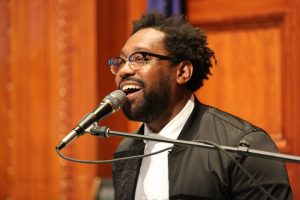 PJ Morton plays the Louisiana House.