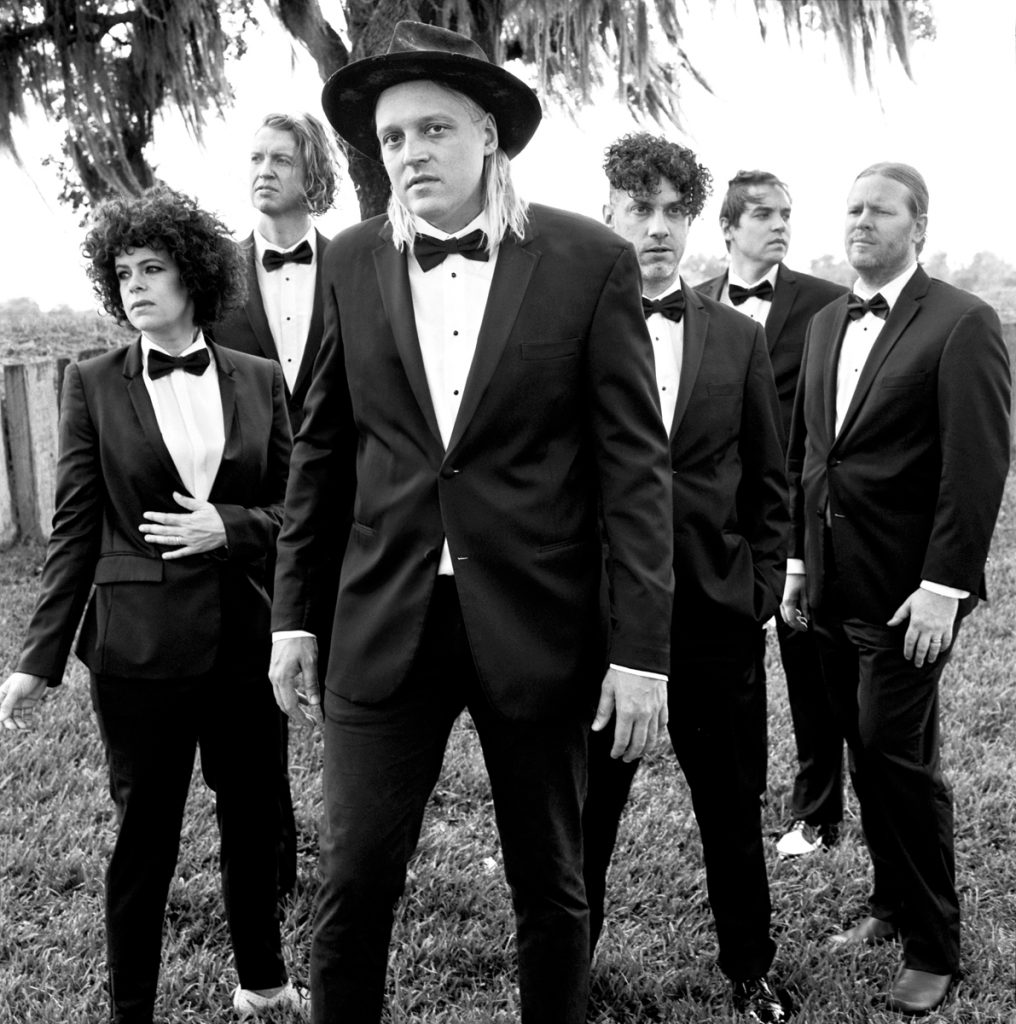 Arcade Fire. Photo by Anton Corbijn.