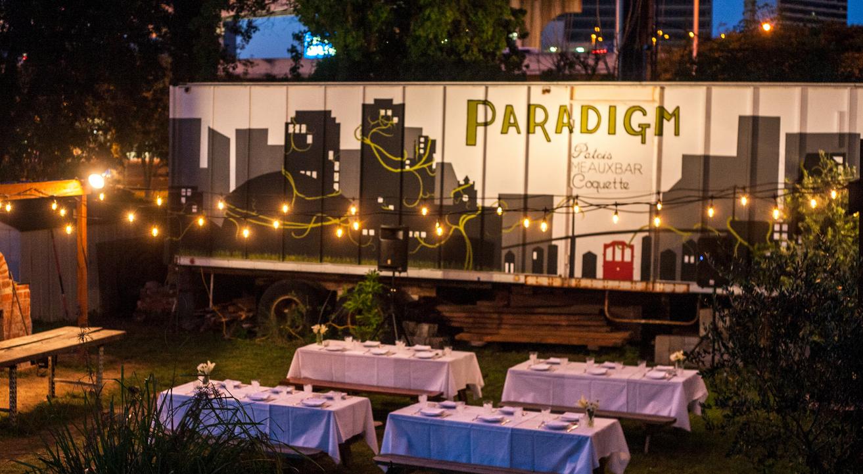 Paradigm Gardens Announces Concert, Pizza & Pie Series