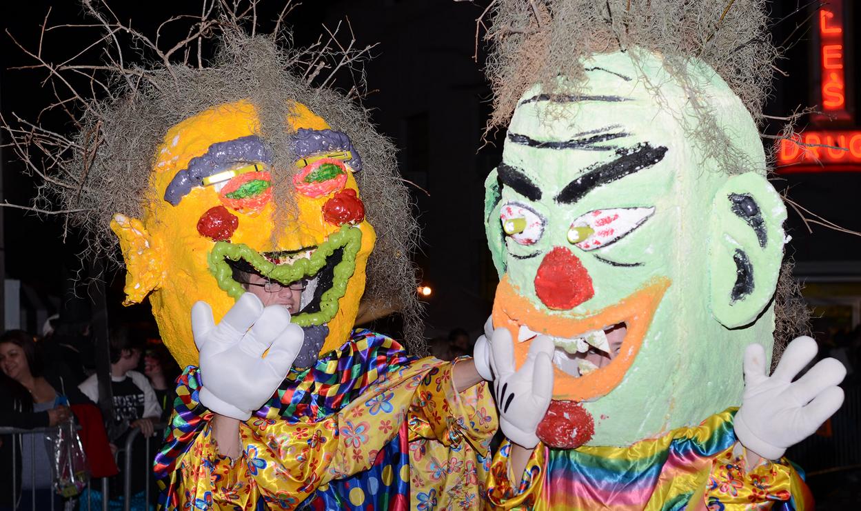 houma hosts 6th annual rougarou fest halloween parade this month