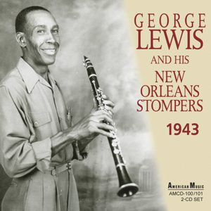 AMCD-100+101 George Lewis and his New Orleans Stompers Vol 1+2 6