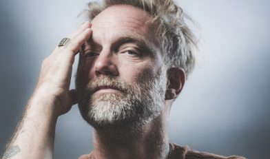 Anders Osborne. Photo: Brandt Vicknair