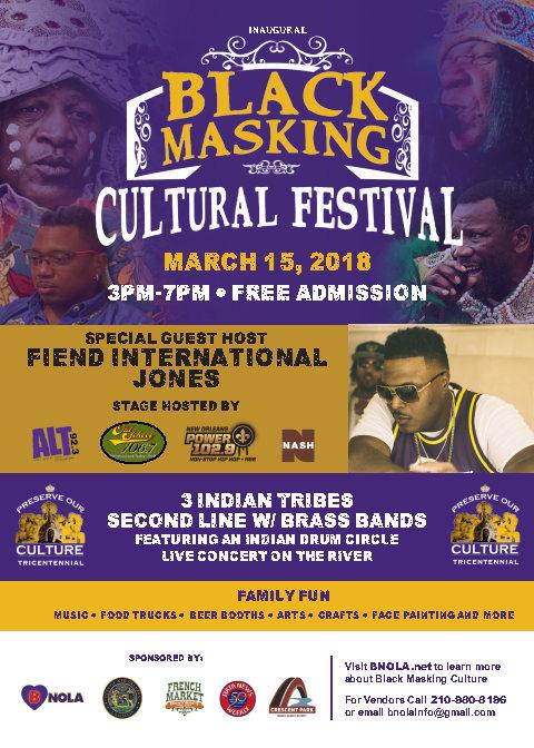 Black Masking Cultural Festival