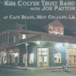 Ken Colyer Trust Band with Joe Payton - At Café Brasil