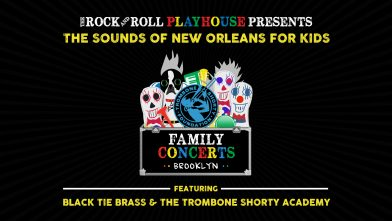 trombone shorty foundation