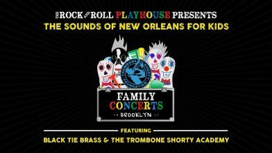 trombone shorty foundation