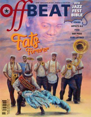 Jazz Fest Bible 2018