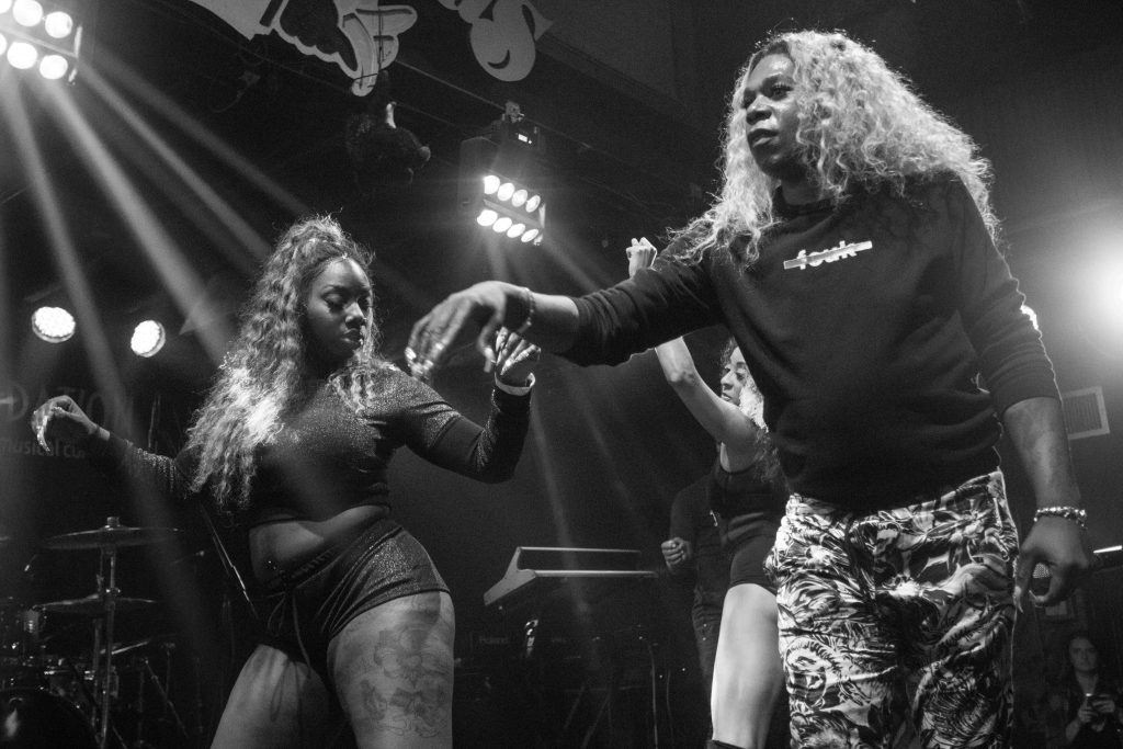 Big Freedia at Tipitina's Friday, April 27, 2018 Photo by Noé Cugny