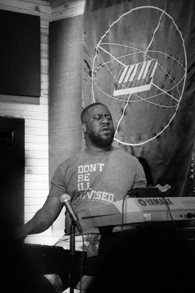 Robert Glasper at Three Keys, Saturday, April 28, 2018 Photo by Noé Cugny