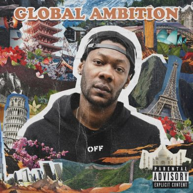 """Cover art for """"Global Ambition"""""""