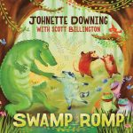 Johnette Downing with Scott Billington - Swamp Romp
