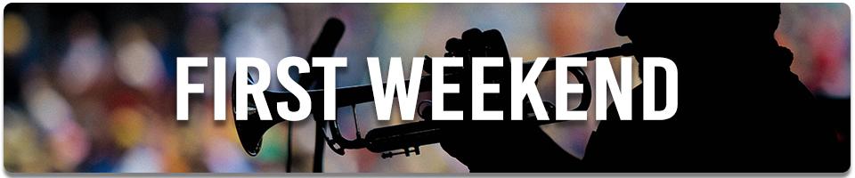 first-weeken