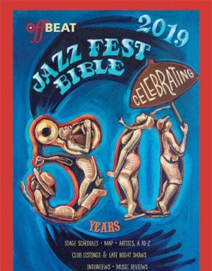 Jazz Fest Bible 2019