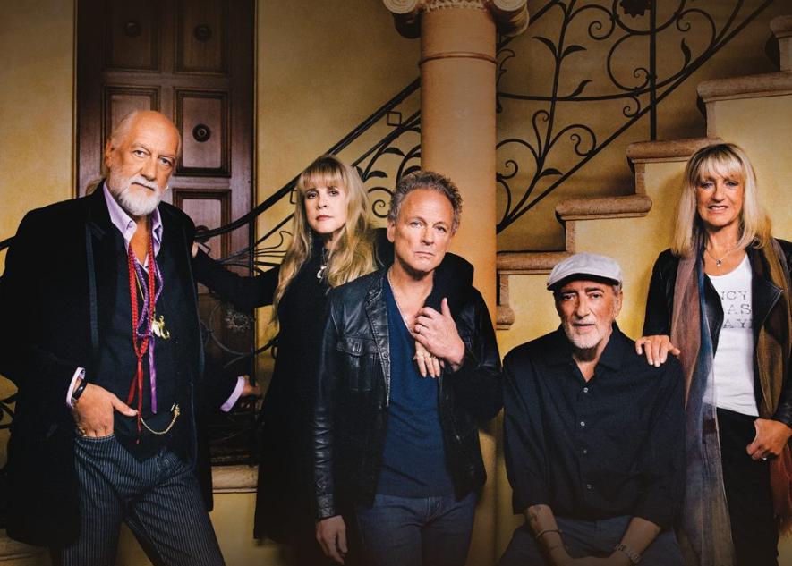 Fleetwood Mac added to Jazz Fest