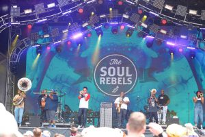 The Soul Rebels at Bonnaroo 2019