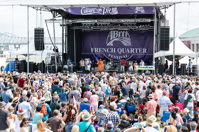 French Quarter Festival 2020.French Quarter Festival Reschedules Dates For 2020 Event