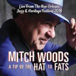 Mitch Woods - A Tip of the Hat to Fats